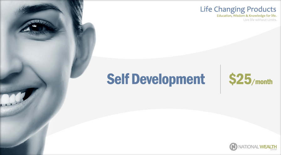 national wealth center self development