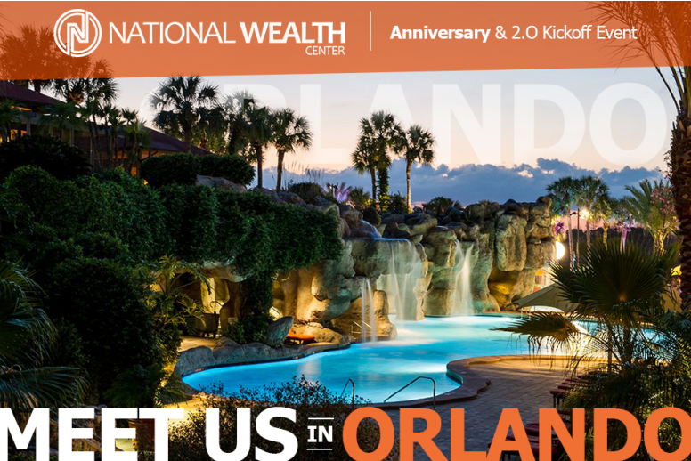 national wealth center orlando event july