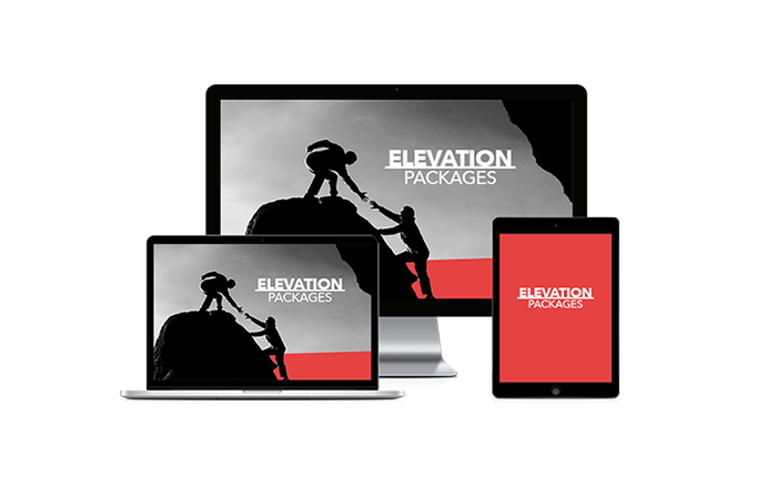 Easy 1 Up Elevation Packages